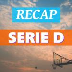 SERIE D – Recap 2° giornata di ritorno 2018/19
