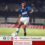 Ronaldo con la maglia del Cruzeiro. © Edited by MATTEO CALAUTTI