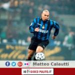 Ronaldo con la maglia dell'Inter. © Edited by MATTEO CALAUTTI