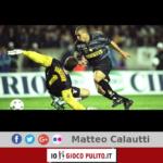 Goal di Ronaldo in finale di Coppa UEFA contro la Lazio. © Edited by MATTEO CALAUTTI