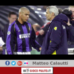Ronaldo e Héctor Cúper. © Edited by MATTEO CALAUTTI