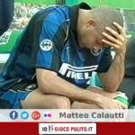 """Ronaldo ed il famoso """"cinque maggio"""" a Roma. © Edited by MATTEO CALAUTTI"""