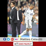 Ronaldo e Fabio Capello. © Edited by MATTEO CALAUTTI