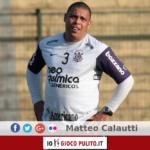 Ronaldo con la maglia del Corinthians. © Edited by MATTEO CALAUTTI