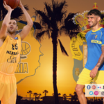 La dorada temporada di Las Palmas, tra baloncesto e fútbol