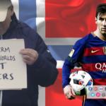 """Allenatore chiede il """"seme"""" di Ibra e Ronaldo per il futuro ma non di Messi, perché?"""