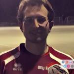 Atleta della settimana del CUS Genova: Luca Zerbino