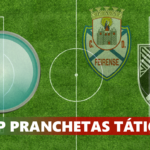 #iCP PRANCHETAS TÁTICAS – Feirense vs Vitória Guimarães 0-0