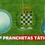 #iCP PRANCHETAS TÁTICAS – Boavista vs Porto 0-1