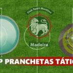 #iCP PRANCHETAS TÁTICAS – Marítimo vs Nacional da Madeira 0-0