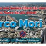 #GENOVA2017 – Analisi della campagna di Marco Mori, candidato di Riscossa Italia