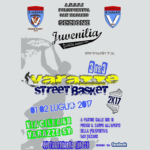 #DUETIRI – Torneo 3vs3 Varazze Street Basket nel weekend