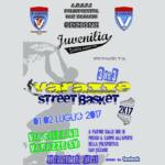 #DUETIRI – Torneo 3vs3 Varazze Street Basket nel weekend