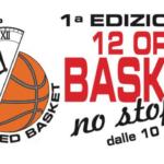 #DUETIRI – Prima edizione della 12 Ore Basket No Stop ad Ovada il 15 luglio