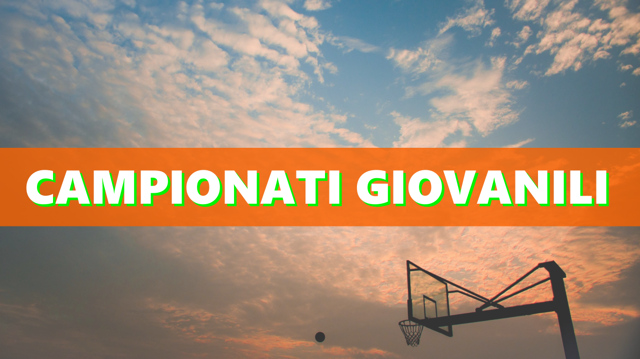Campionati Giovanili Liguria a Spicchi