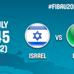Presentazione e live streaming dei quarti dell'Europeo U20 tra Israele e Italia (VIDEO)