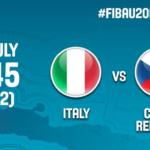 Presentazione e live streaming dello spareggio XIII/XVI dell'Europeo U20 tra Italia e Repubblica Ceca (VIDEO)