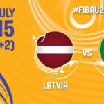 Presentazione e live streaming dello spareggio V/VIII dell'Europeo U20 femminile tra Lettonia e Italia (VIDEO)