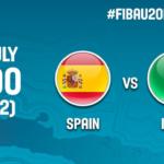 Presentazione e live streaming della sfida dell'Europeo U20 tra Spagna e Italia (VIDEO)