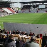CALCIO: L'iniziativa del St. Pauli a supporto dei manifestanti contro il G20 di Amburgo