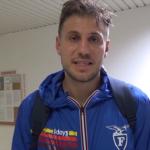 ESCLUSIVA LS – Mancinelli: «Non pensavo ci fossero così tanti tifosi fortitudini a La Spezia, sono stati grandi» (VIDEO)