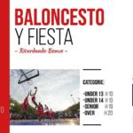 #DUETIRI – Torneo Baloncesto y Fiesta del CUS Genova in Via Monte Zovetto il 21 giugno