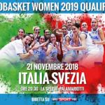 Tutto pronto al PalaMariotti per la sfida tra Italia e Svezia: partita, protagoniste e mostra speciale