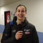 ESCLUSIVA LS – Penna: «Fantastico giocare una partita così a La Spezia» (VIDEO)