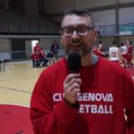 Al PalaCUS la festa di Natale del CUS Genova: le parole dello staff (VIDEO)