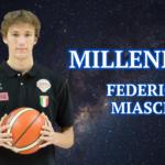 """Federico Miaschi, da Genova alla Serie A2: si racconterà su """"The Liguria's Tribune"""""""