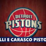 NBA JL − Un occhio sui Valli e Carasco Pistons