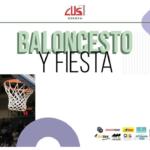 #DUETIRI – Torneo Baloncesto y Fiesta del CUS Genova in Via Monte Zovetto il 20 giugno