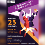 #DUETIRI – XIII edizione del Torneo 3vs3 Vitto dell'Ardita Juventus il 23 giugno