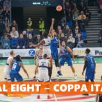 F8 COPPA ITALIA – Ruggito della Fortitudo nell'ultimo quarto, Brescia eliminata