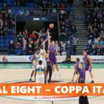 F8 COPPA ITALIA – Avvio lento di Cremona e Milano amministra: Scarpette Rosse in semifinale