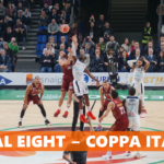 F8 COPPA ITALIA – Avvio sprint decisivo: la Reyer Venezia conquista la Coppa Italia