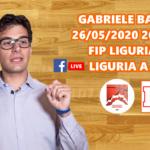 Stasera il terzo incontro di #LiguriaNotes: ospite Gabriele Bani