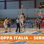 F8 COPPA ITALIA A2/M − Tortona parte male ma supera Ferrara sulla distanza